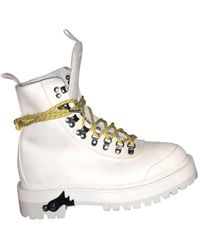 Off-White c/o Virgil Abloh Snow Boots - White