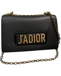 Dior J'a Leder Handtaschen - Schwarz