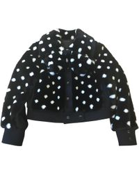 Marc Jacobs - Spotted Faux Fur Jacket - Lyst