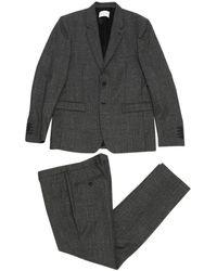 Sandro Giacca in lana grigio