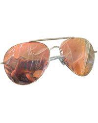 Linda Farrow Sunglasses - Multicolor