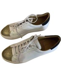 By Malene Birger Leather Sneakers - White
