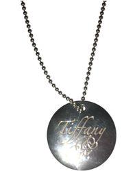 Tiffany & Co. Silber Anhänger - Mettallic