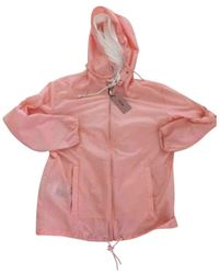 Miu Miu \n Pink Polyester Coat