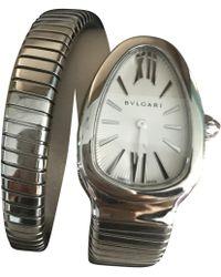 BVLGARI - Pre-owned Serpenti Watch - Lyst