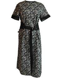 CALVIN KLEIN 205W39NYC Mid-length Dress - Black