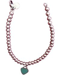 Tiffany & Co. Bracelets Return to Tiffany en Argent Argenté - Métallisé