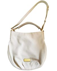 Marc By Marc Jacobs Too Hot To Handle Leather Handbag - Natural