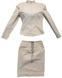Givenchy Suit Jacket - Natural