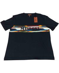 Missoni T-shirts - Blau
