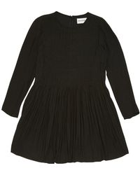 Zadig & Voltaire - Black Polyester Dress - Lyst
