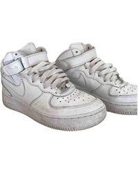 Nike Air Force 1 Sneakers - Weiß