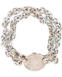 Tiffany & Co. Return To Tiffany Armbänder - Mettallic
