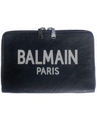 Balmain Leather Bag - Multicolor