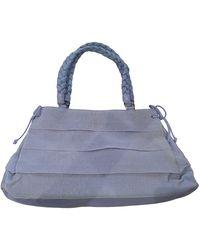 Ferragamo Leinen Handtaschen - Mehrfarbig