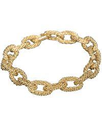 Tiffany & Co. Gelbgold Armbänder - Mettallic
