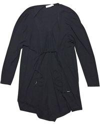 Stella McCartney - Black Viscose Dress - Lyst