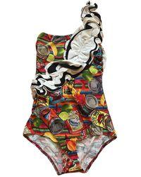 Stella Jean Bañador en sintético - Multicolor