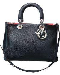 Dior - Lady Leather Bag - Lyst