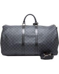 Louis Vuitton Anthracite Cloth