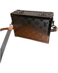 Louis Vuitton Malle Trunk Bag - Metallic