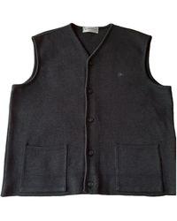 Burberry Jersey en lana negro