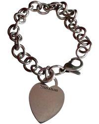 Tiffany & Co. Braccialo in argento argentato - Metallizzato