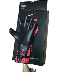 Nike Guanti - Rosso