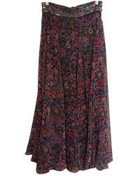 Zadig & Voltaire Spring Summer 2020 Maxi Skirt - Multicolour