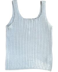 Chanel Cashmere Knitwear - Gray