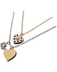 Louis Vuitton - Metal Necklaces - Lyst