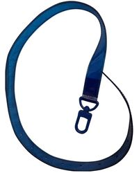 Louis Vuitton Small Bag - Blue