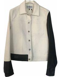 Loewe Jacket - White