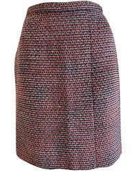 Chanel Tweed Skirt Suit - Multicolour
