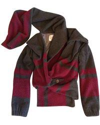 Vivienne Westwood Cashmere Coat - Multicolor
