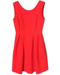 Claudie Pierlot Mid-length Dress - Red