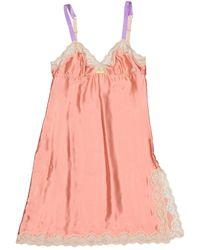 Dior Pink Polyester Lingerie