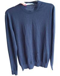 Givenchy Wool Sweatshirt - Blue