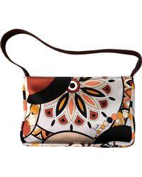 Emilio Pucci - Multicolour Silk Handbag - Lyst