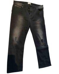 Acne Studios Black Denim - Jeans Jeans Pop