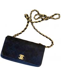 Chanel Timeless/classique Handbag - Black