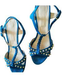 Zadig & Voltaire Sandals - Blue