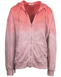 Faith Connexion Jersey en algodón rosa