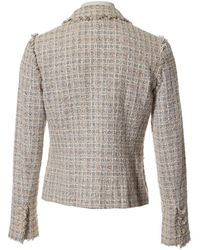 Chanel Tweed Blouson - Pink
