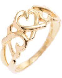 Tiffany & Co. Gelbgold Ringe