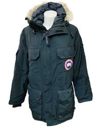Canada Goose Expedition Cloth Parka - Black