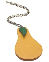 Hermès Camel Leather Purse Wallet & Case - Yellow