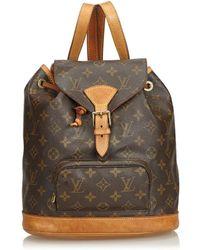 Louis Vuitton - Montsouris Backpack - Lyst
