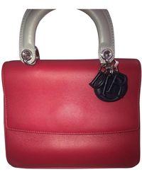 Dior Be Leder Handtaschen - Rot