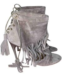 Roger Vivier Sandals - Grey